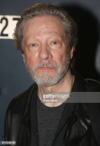 Chris Cooper poses at the opening night of the play 'A Doll's House Part 2' on Broadway at The Golden Theatre on April 27 2017 in New York City