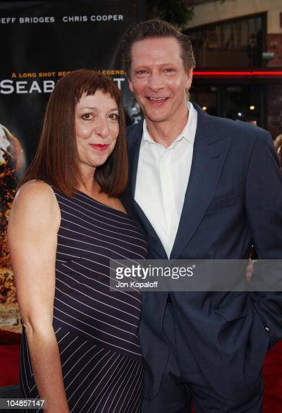 chris cooper wife marianne leone during seabiscuit los