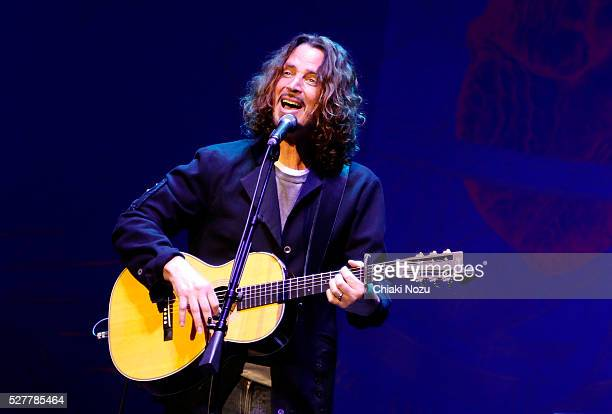 Chris Cornell performs at The Royal Opera House on May 3 2016 in London England