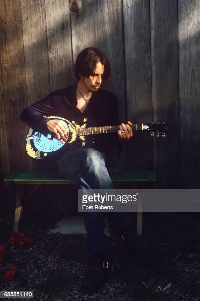 Chris Cornell photographed in Los Angeles California on June 22 1999