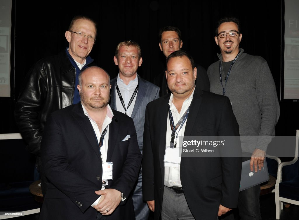 Chris Curling, Gareth Ellis-Unwin, Sergei Bespalov, Daniel Wagner, Joe Chianese, Sergio Sa Leitao attend the 4th Annual International Film Finance Forum presented by Winston Baker in association with Variety at the Intercontinental Carlton Hotel during The 66th Annual Cannes Film Festival on May 17, 2013 in Cannes, France.