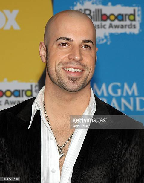 Chris Daughtry during 2006 Billboard Music Awards Arrivals at MGM Grand Hotel in Las Vegas Nevada United States