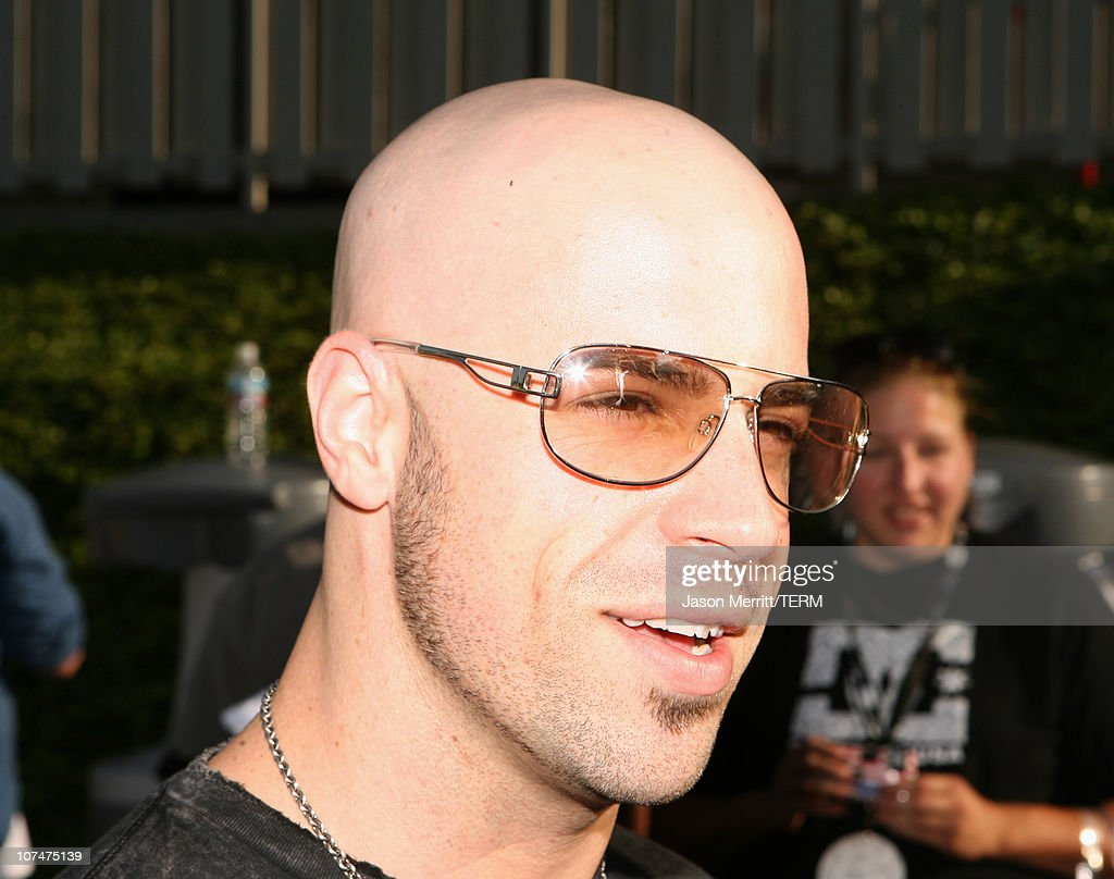 Chris Daughtry during KROQ Weenie Roast Y Fiesta 2006 - Backstage and Audience at Verizon Wireless Amphitheater in Irvine, California, United States.