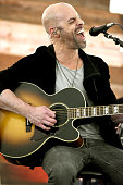 Chris Daughtry of Daughtry performs at a Stella Artois performance during Live in the Vineyard on April 8 2016 in Yountville California