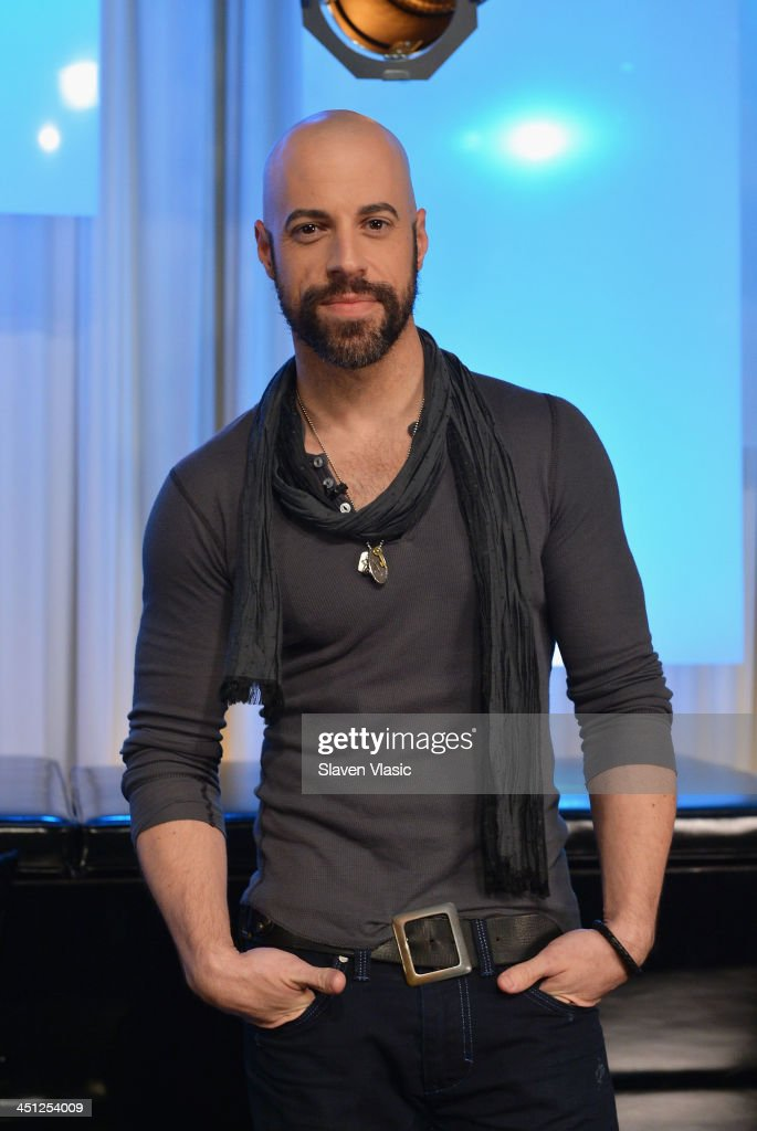 """Daughtry Visits Music Choice's """"You & A"""""""