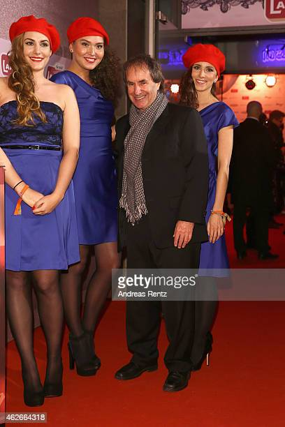 Chris de Burgh attends the Lambertz Monday Night 2015 at Alter Wartesaal on February 2 2015 in Cologne Germany