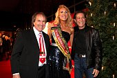 Chris de Burgh Vivian Conca Albert Hammond during the 20th Annual Jose Carreras Gala on December 18 2014 in Rust Germany