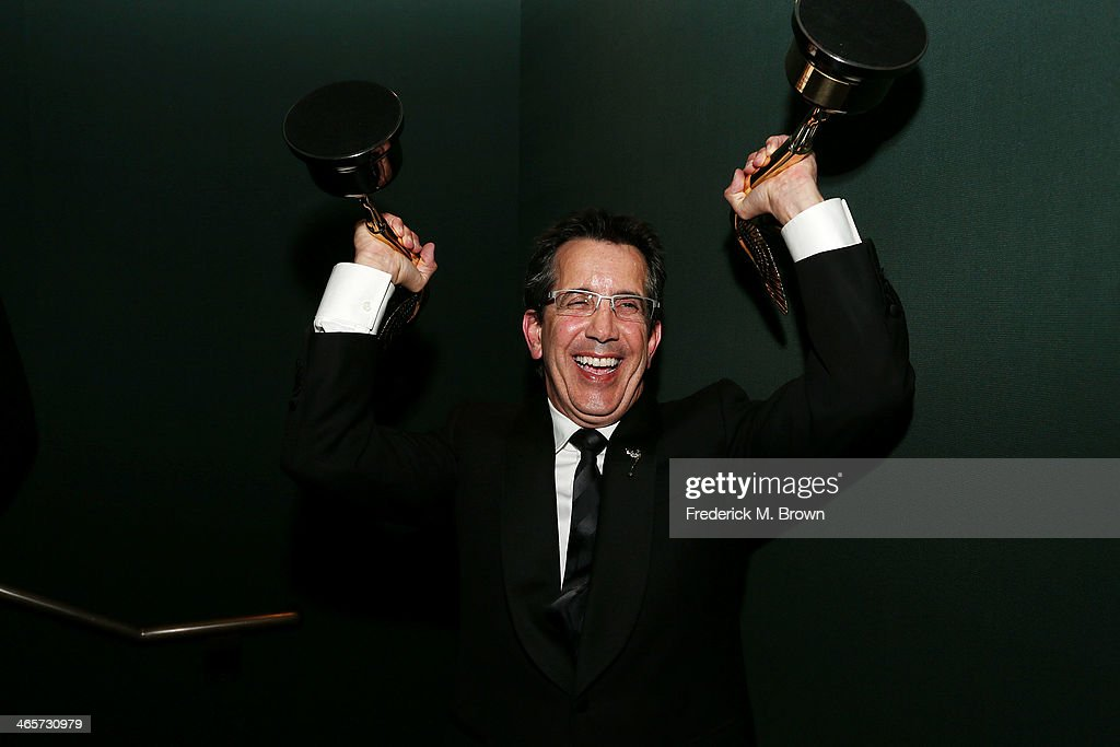 Chris de Faria of Warner Bros. Studios, is being honored during the 2014 International 3D and Advanced Imaging Society's Creative Arts Awards at the Steven J. Ross Theatre, Warner Bros. Studios on January 28, 2014 in Burbank, California.