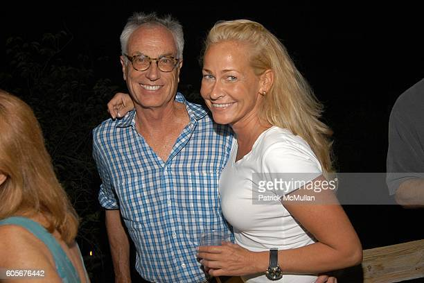 Chris Dewey and Sabine Anton attend Party to Celebrate the Upcoming Marriage of Pamela Taylor and Eames Yates Hosted by Tatiana and Campion Platt at...