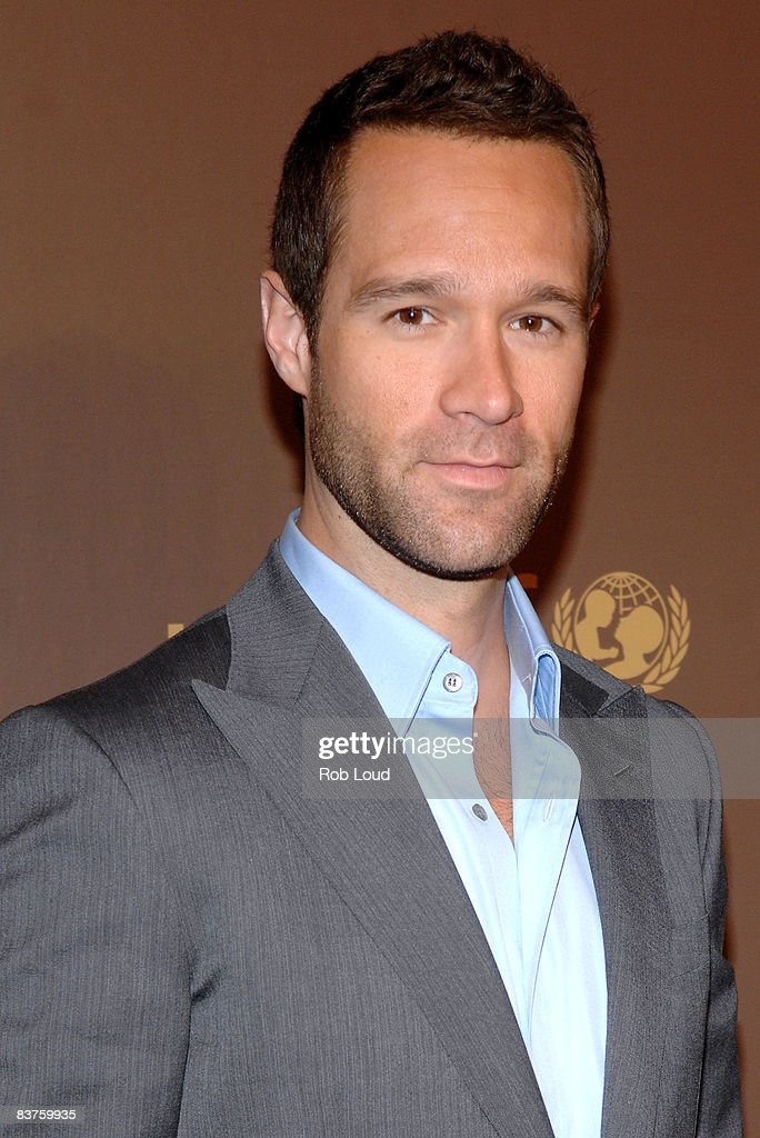 Chris Diamantopoulos attends the launch of Gucci's Tattoo Heart Collection to benefit UNICEF at Gucci's 5th Avenue store on November 19, 2008 in New York City.