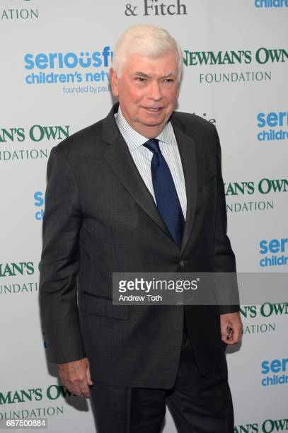 Chris Dodd attends the 2017 SeriousFun Children's Network gala at Pier Sixty at Chelsea Piers on May 23 2017 in New York City