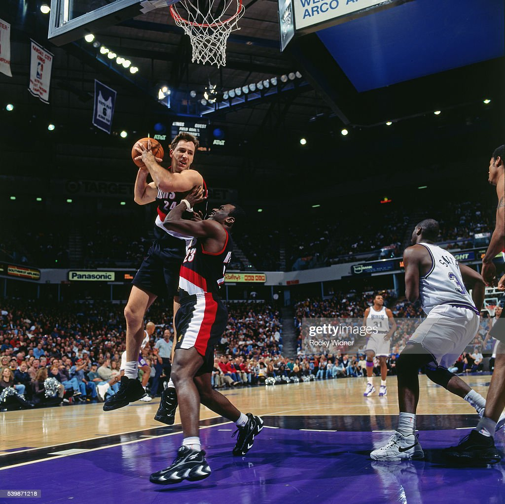 Portland Trail Blazers Kings: Getty Images
