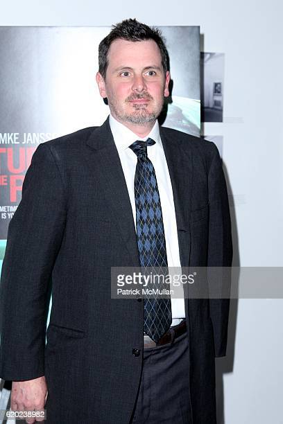 Chris Eigeman attends The New York City Premiere of TURN THE RIVER at MoMA on April 20 2008 in New York City