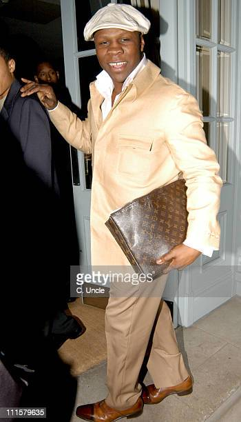 Chris Eubank during 'Coach Carter' London VIP Screening at Charlotte Street Hotel in London Great Britain