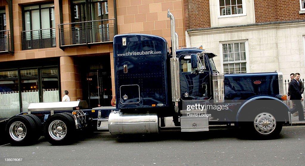 Chris Eubank Gets A Parking Ticket - April 26, 2006