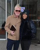 London Celebrity Sightings -  January 21, 2019