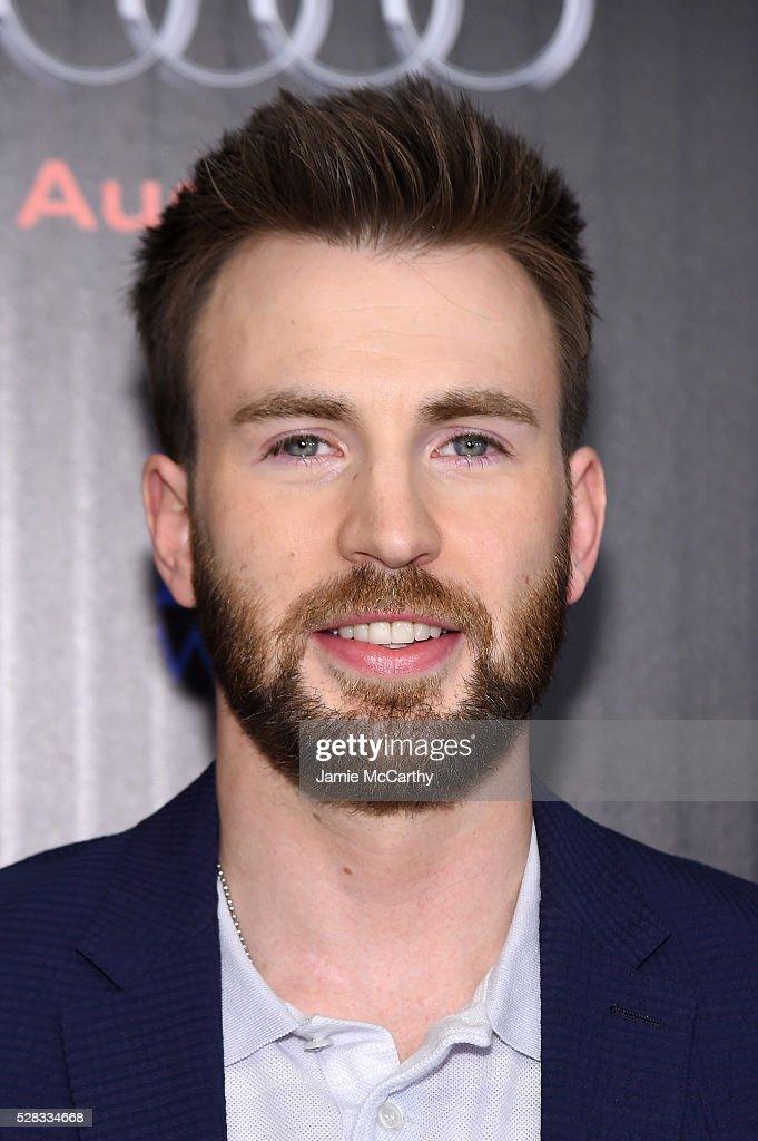 "The Cinema Society With Audi & FIJI Host A Screening Of Marvel's ""Captain America: Civil War""- Arrivals"