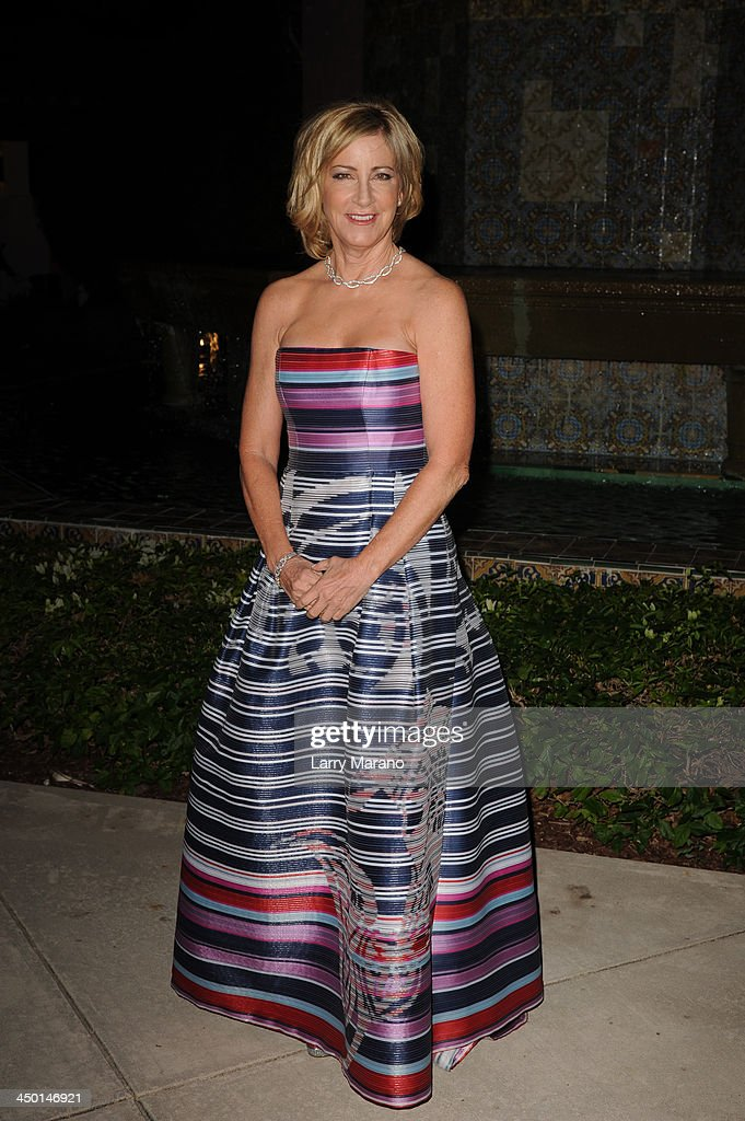 <a gi-track='captionPersonalityLinkClicked' href=/galleries/search?phrase=Chris+Evert+-+Tennis+Player&family=editorial&specificpeople=206410 ng-click='$event.stopPropagation()'>Chris Evert</a> arrives at the 2013 <a gi-track='captionPersonalityLinkClicked' href=/galleries/search?phrase=Chris+Evert+-+Tennis+Player&family=editorial&specificpeople=206410 ng-click='$event.stopPropagation()'>Chris Evert</a> Pro-Celebrity Tennis Classic Gala at Boca Raton Resort on November 16, 2013 in Boca Raton, Florida.
