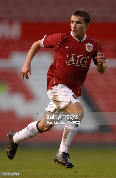Chris Fagan Manchester United