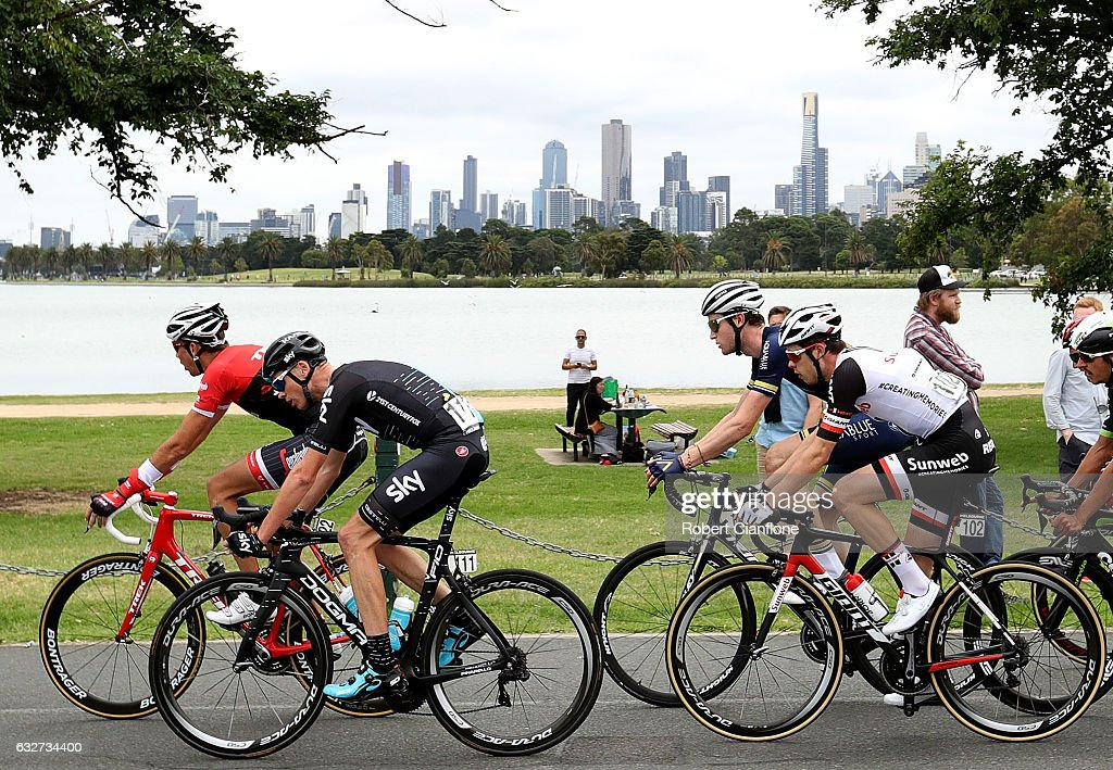 2017 Cadel Evans Great Ocean Road Race - Race Melbourne
