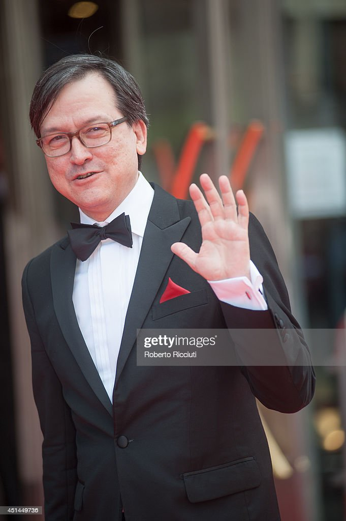 Chris Fujiwara attends the Closing Night Gala and International Premiere of 'We'll Never Have Paris' at Festival Theatre during the Edinburgh International Film Festival on June 29, 2014 in Edinburgh, Scotland.