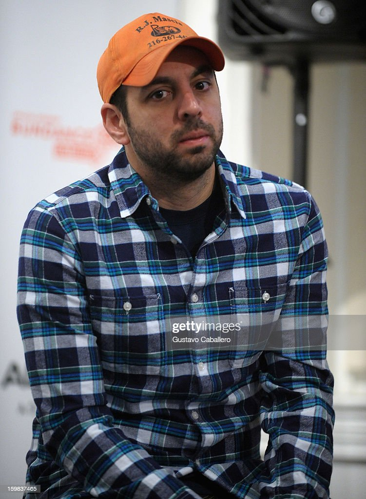 Chris Galletta attends the Acura Master Class - Writing and Directing for the Screen on January 21, 2013 in Park City, Utah.