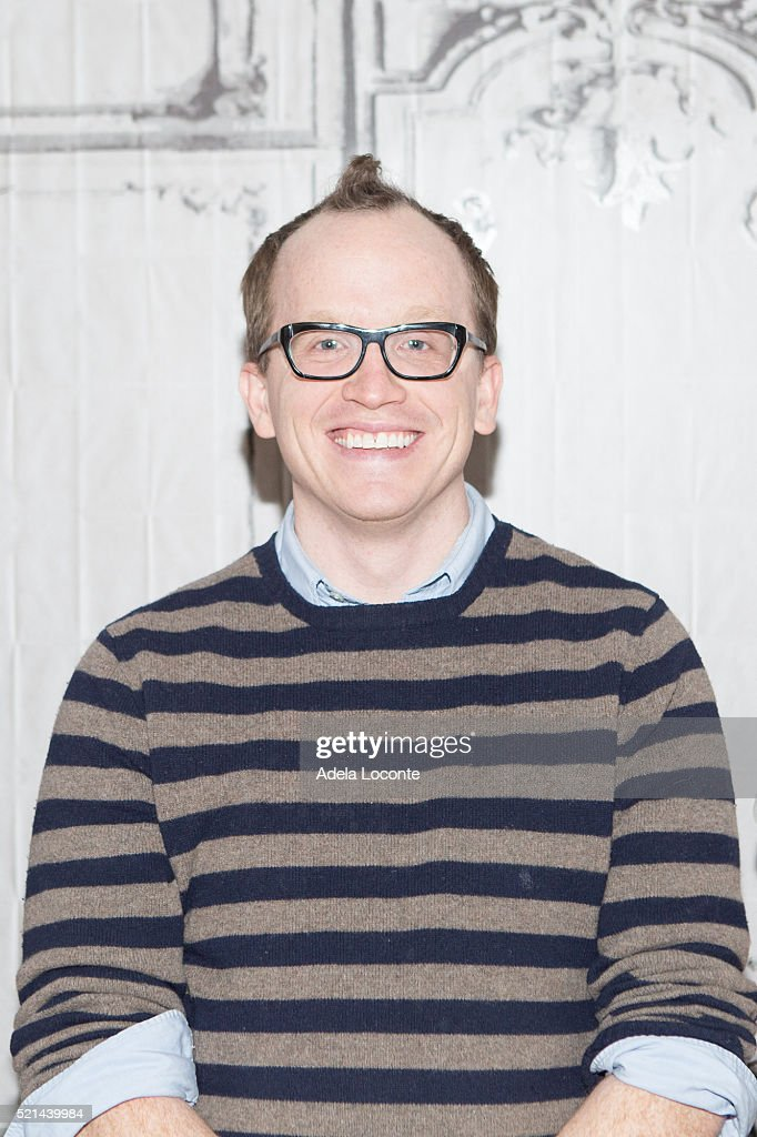 chris gethard how tall