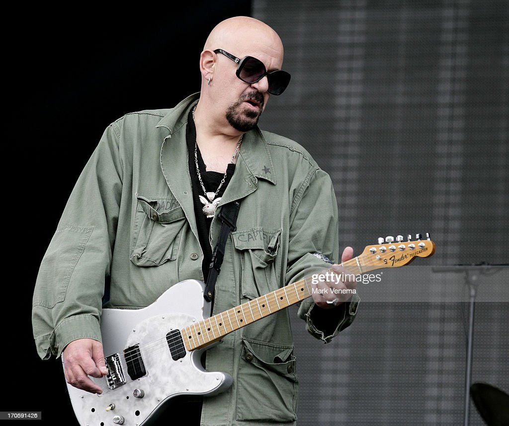 Chris Goss of Masters Of Reality performs at Day 1 of Pinkpop at Megaland on June 14, 2013 in Landgraaf, Netherlands.
