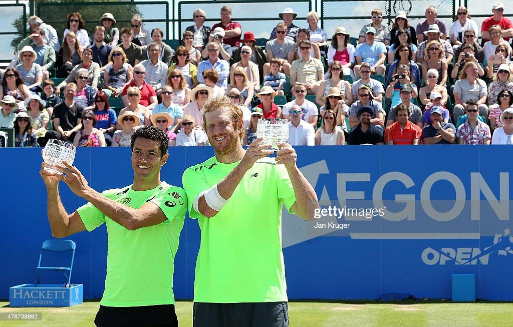 ATP Aegon Open Nottingham - Day Seven