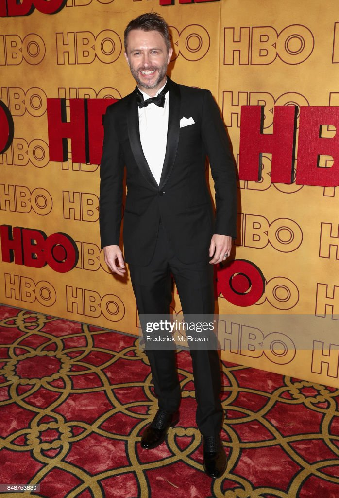 Chris Hardwick attends HBO's Post Emmy Awards Reception at The Plaza at the Pacific Design Center on September 17, 2017 in Los Angeles, California.
