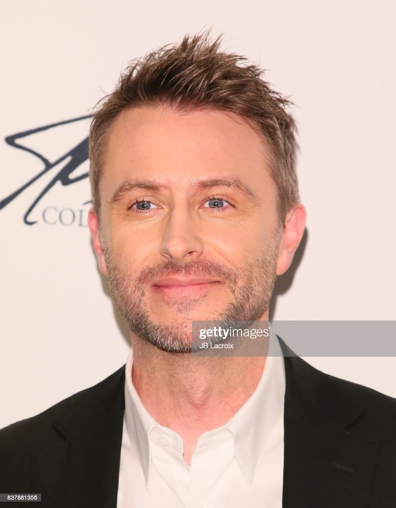 Chris Hardwick attends the 'Extraordinary: Stan Lee' on August 22, 2017 in Los Angeles, California.