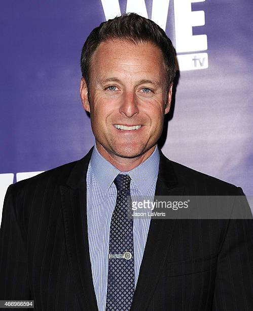 Chris Harrison attends 'The Evolution Of The Relationship Reality Show' at The Paley Center for Media on March 19 2015 in Beverly Hills California