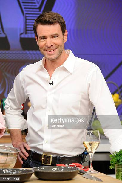 THE CHEW Chris Harrison is guest cohost Scott Foley Judge Foodie is back in session with advice and verdicts on foodrelated cases Friday March 7 2014...