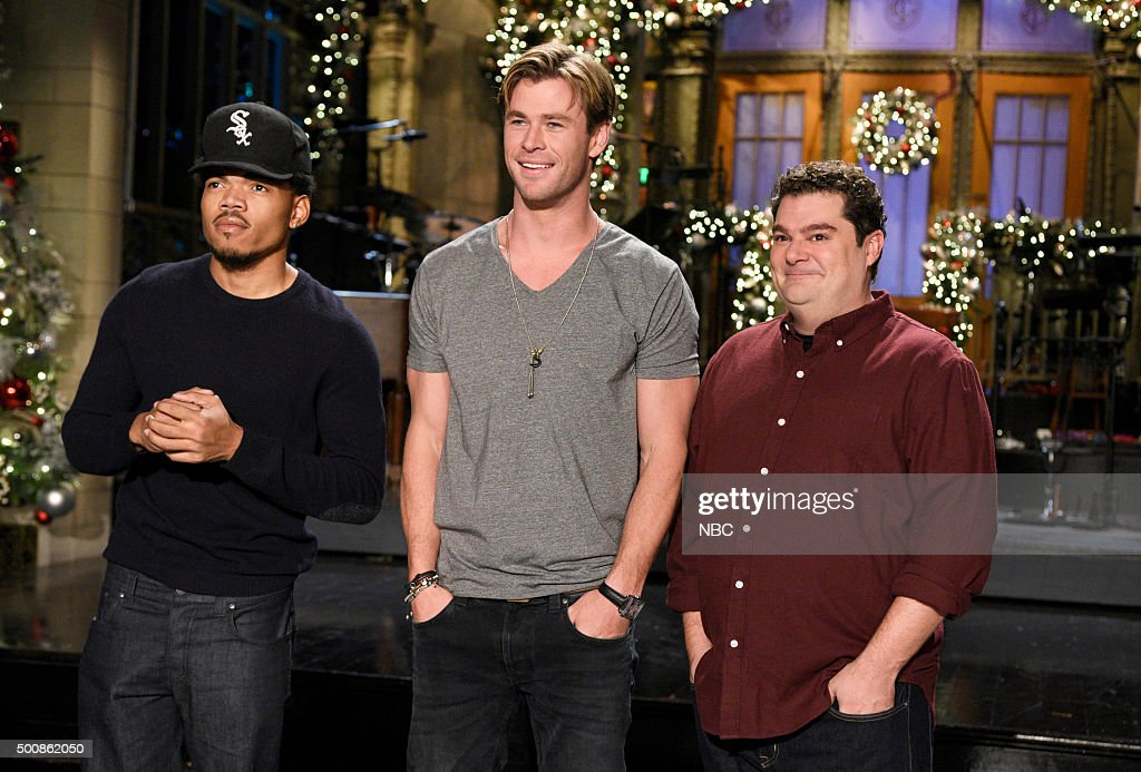 "NBC's ""Saturday Night Live"" with guests Chris Hemsworth, Chance The Rapper"