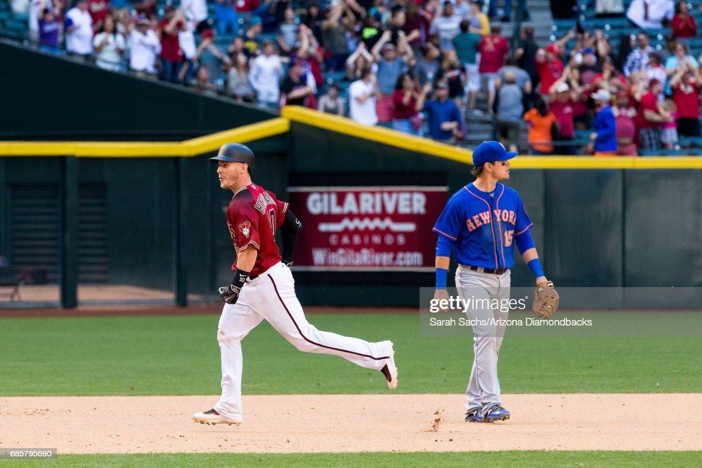 New York Mets v Arizona Diamondbacks