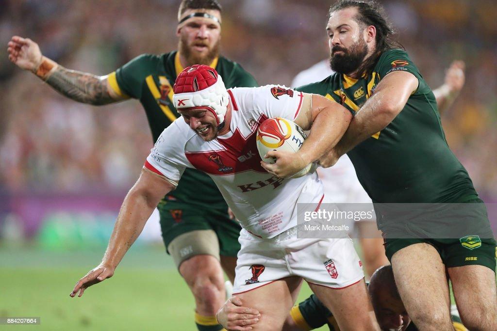 2017 Rugby League World Cup Final - Australia v England