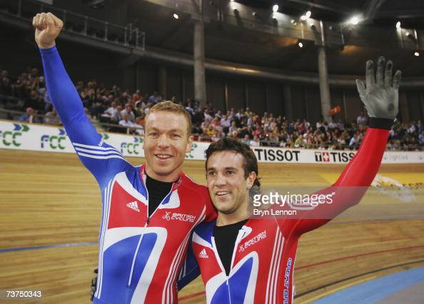 UCI World Track Championships - Day Two Photos and Images ...