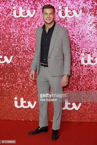 Chris Hughes arrives at the ITV Gala held at the London Palladium on November 9 2017 in London England