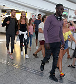 Love Island Stars Return To the UK -  July 25, 2017