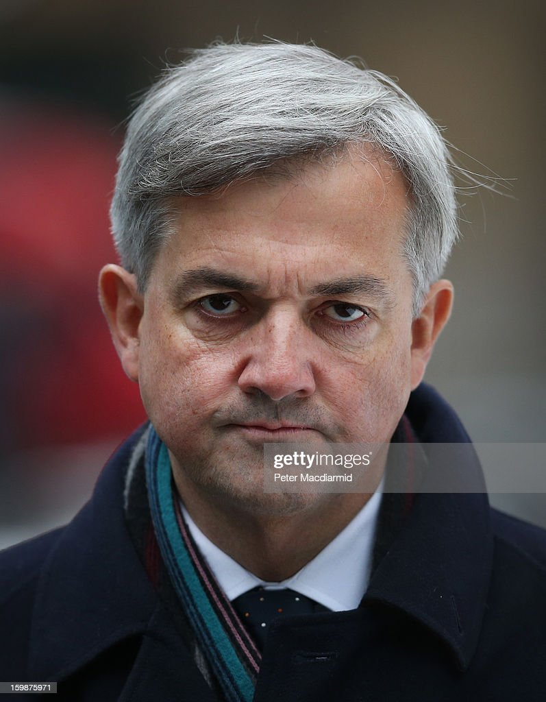 Chris Huhne And Vicky Pryce Arrive At Court