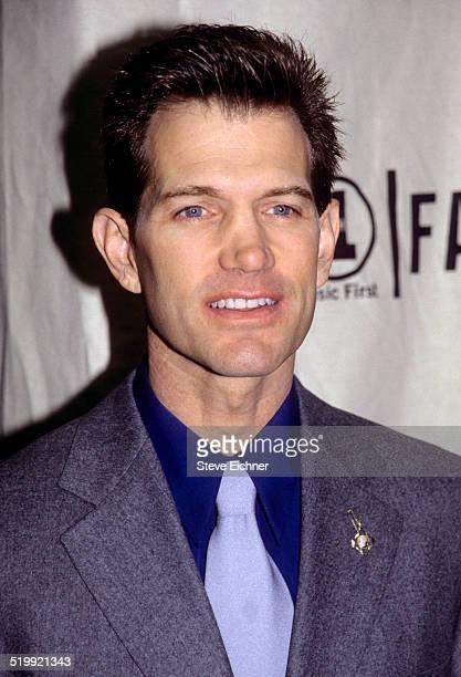 Chris Isaak at VH1 Fashion awards New York October 23 1998