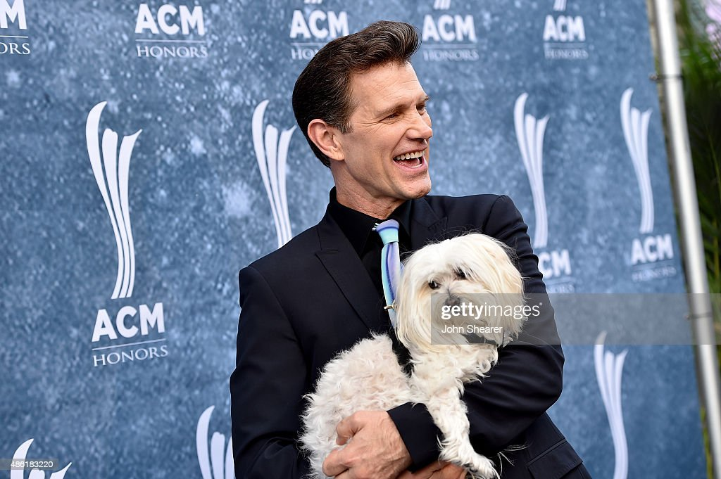 Chris Isaak attends the 9th Annual ACM Honors at the Ryman Auditorium on September 1 2015 in Nashville Tennessee