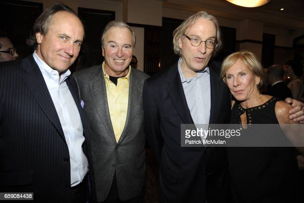 Chris Isham Ken Auletta Morgan Entrekin and Amanda Urban attend Book Party hosted by Anne Hearst McInerney Candace Bushnell Nicole Miller Celebrating...