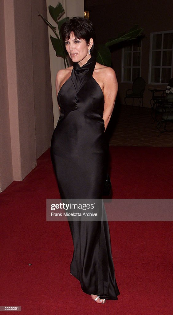 Chris Jenner arrives at the 26th Annual Clive Davis Pre-Grammy Party at the Beverly Hills Hotel in Los Angeles, 2/20/01. Photo by Frank Micelotta/ImageDirect.