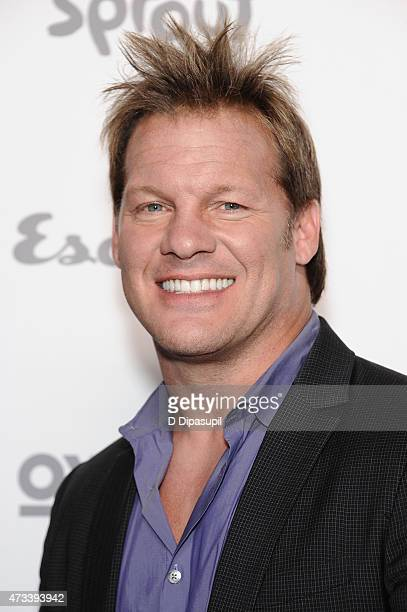 Chris Jericho attends the 2015 NBCUniversal Cable Entertainment Upfront at The Jacob K Javits Convention Center on May 14 2015 in New York City