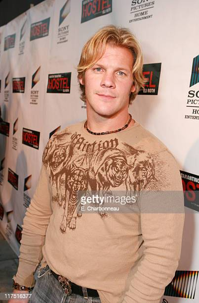 Chris Jericho during Sony Pictures Entertainment Celebrates Director Eli Roth's Birthday and the DVD Launch of His Film 'Hostel' at Rokbar in...