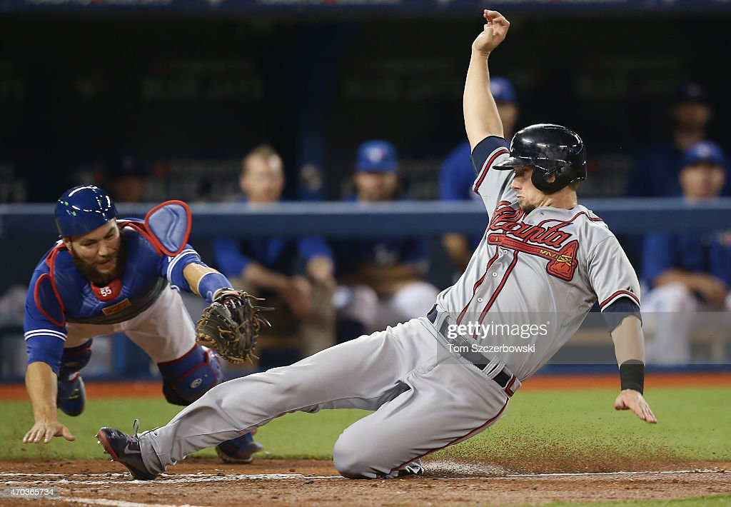 Atlanta Braves v Toronto Blue Jays