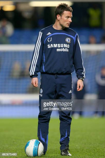 Chris Jones Chelsea Academy Fitness and Conditioning Coach