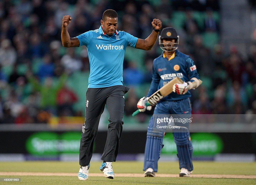 England v Sri Lanka - 1st ODI: Royal London One-Day Series