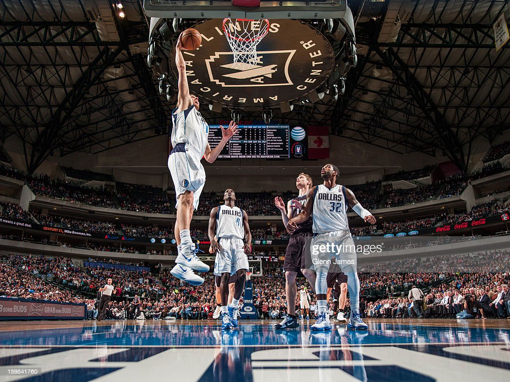 <a gi-track='captionPersonalityLinkClicked' href=/galleries/search?phrase=Chris+Kaman&family=editorial&specificpeople=201661 ng-click='$event.stopPropagation()'>Chris Kaman</a> #35 of the Dallas Mavericks grabs a rebound against the Minnesota Timberwolves on January 14, 2013 at the American Airlines Center in Dallas, Texas.